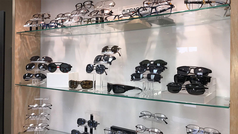 Sunwear at Family Vision Care Optometry